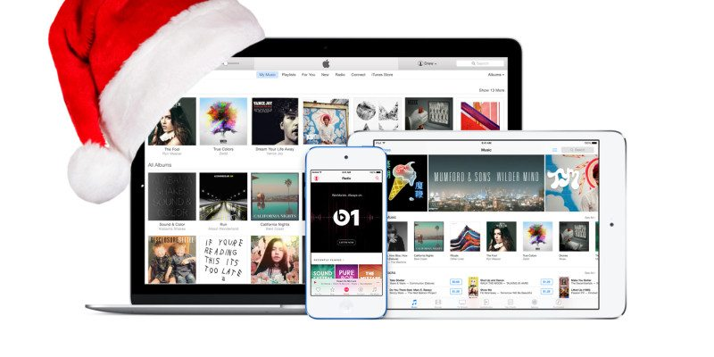 How to Stream Holiday Jingles Using Apple Music