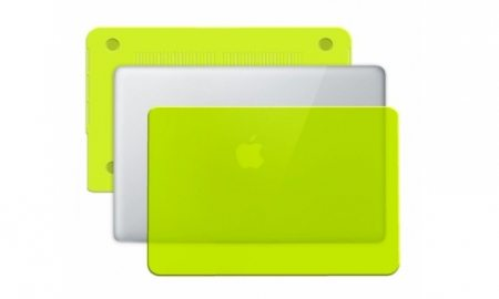 Neon Party Plastic Hard Cover for Macbook Pro - 60% OFF