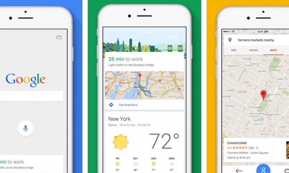 Google Maps Update for iOS Includes Two Useful New Features