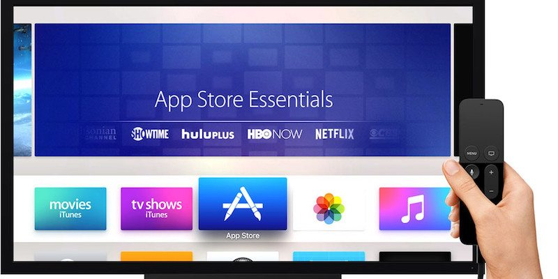 tvOS App Store Grows Rapidly, Over 2,500 Apps Now Available