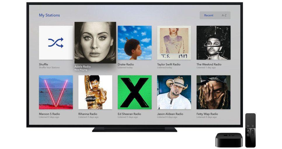 Apple TV Gains Pandora App as Talks of Subscription Service Fall Through