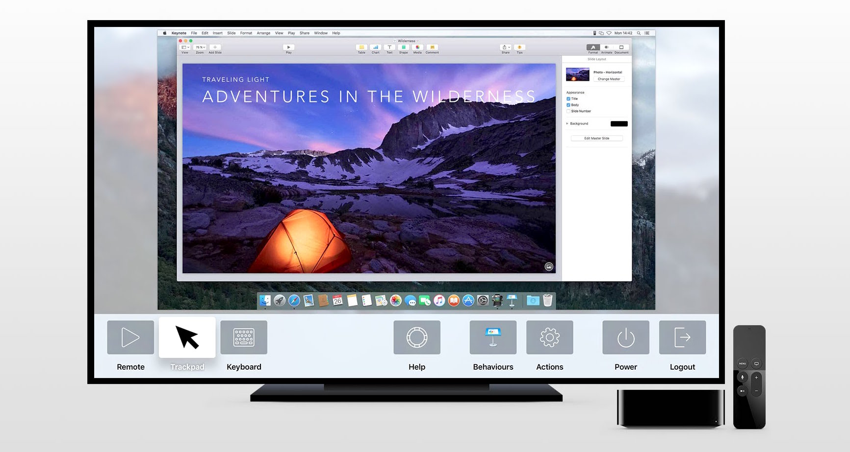 Now You Can Control Your Mac with Apple TV's Siri Remote