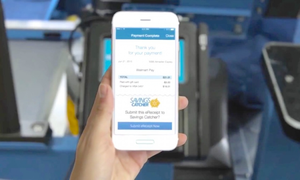 Wal-Mart Launches Its Own Mobile Payment Service to Rival Apple Pay