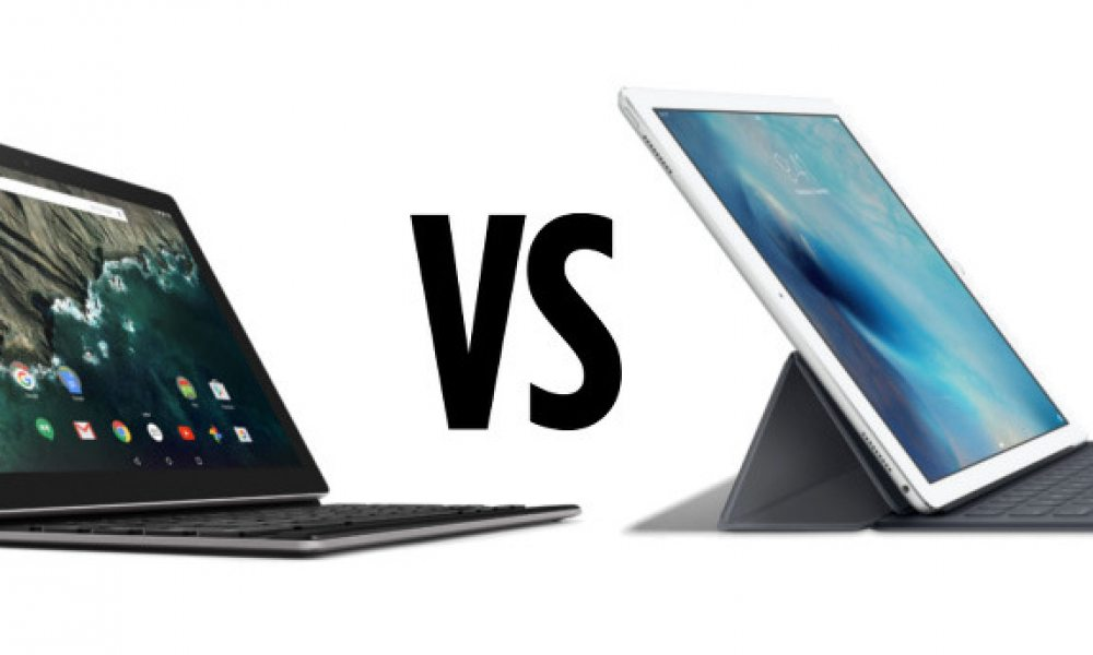 iPad Pro vs Google Pixel C - Which Laptop Replacement Is Right For You?