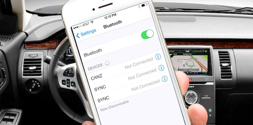 how to sync iphone to car free ford sync update now includes siri free 19124