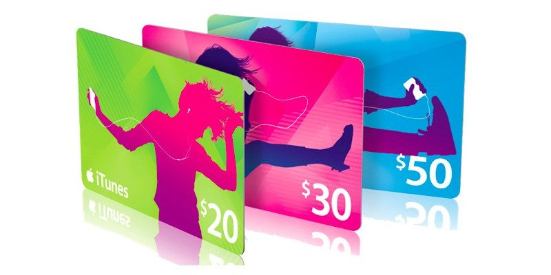 Amazing Deals on Apple iTunes Gift Cards at PayPal, Staples, and Sam's Club