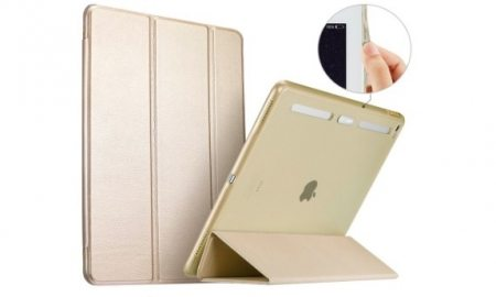 Champagne Gold iPad Pro Smart Case - 50%