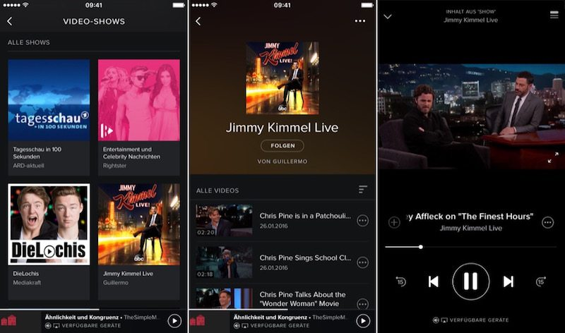 Spotify Video is Coming to iPhone and iPad Next Week, and