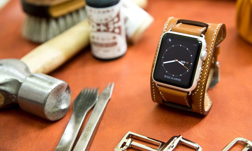 Buyer's Remorse Isn't an Option If You Purchase the Incredibly Expensive HERMÉS Apple Watch