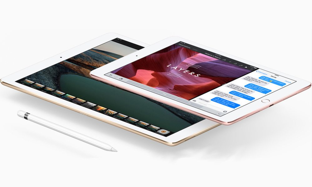 Apple Poised to Reveal New 10.5-inch iPad Pro Next Year, 'Radically Redesigned' AMOLED-toting iPad Coming in 2018