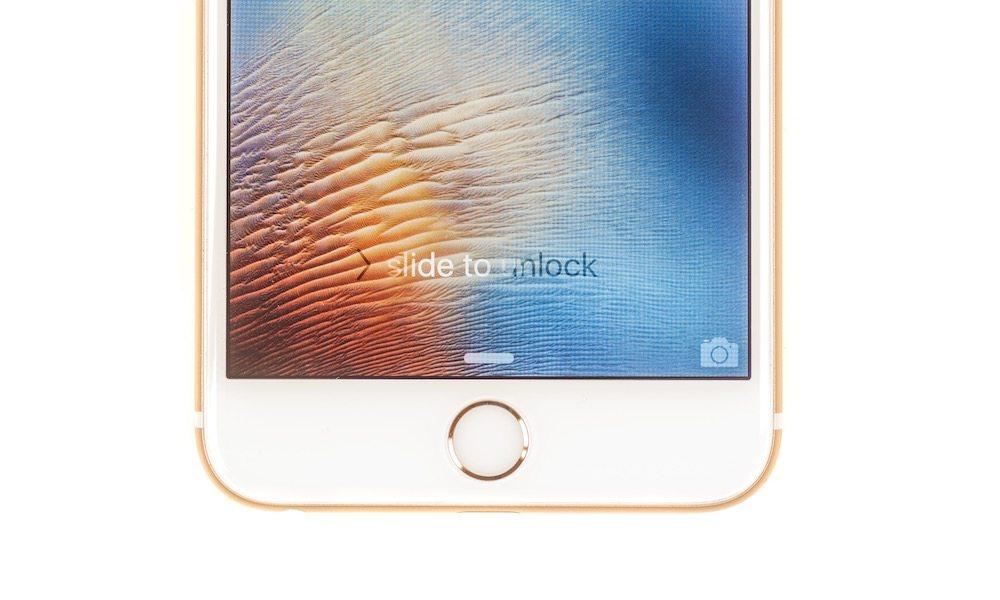 Apple's Newest Patent Shows Futuristic Liquid Metal Home Button