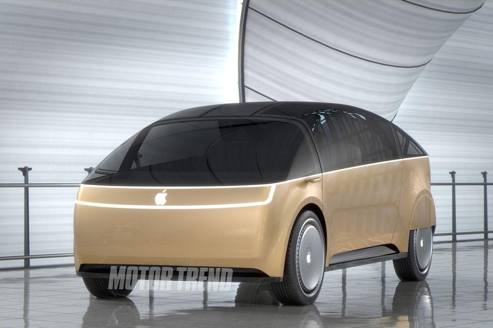 Apple Car Exterior Motor Trend