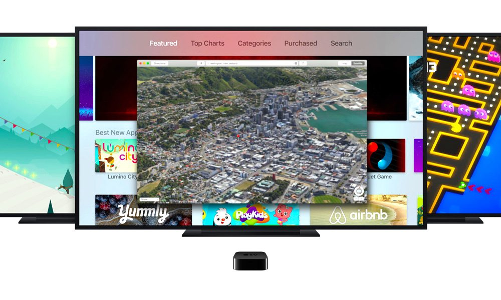 How to View Maps Using Your Apple TV