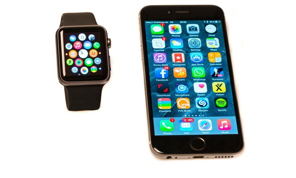 """Apple Watch Oddly Criticized For """"Doing Too Much"""""""