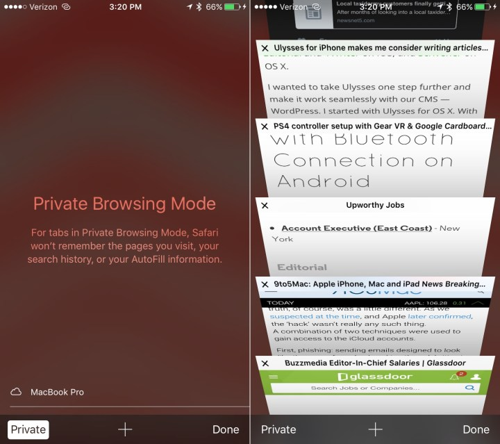 How to Use Private Browsing Mode in Safari
