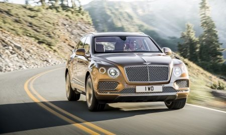 Now the Elite Can Control Bentley's New SUV from Their Apple Watch