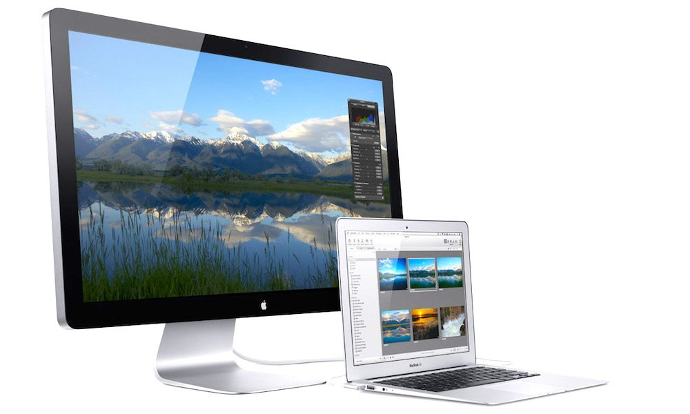 Apple's Newest Thunderbolt Display Expected to Feature Integrated Graphics Card, Retina 5K Resolution