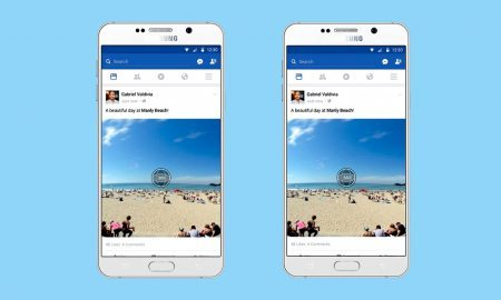 Facebook Introduces Exciting New 360-Degree Photos