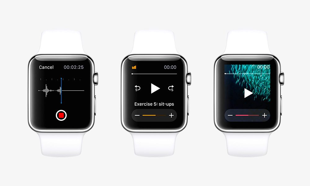 More Exciting New Features Coming to Apple Watch Including SOS and Scribble