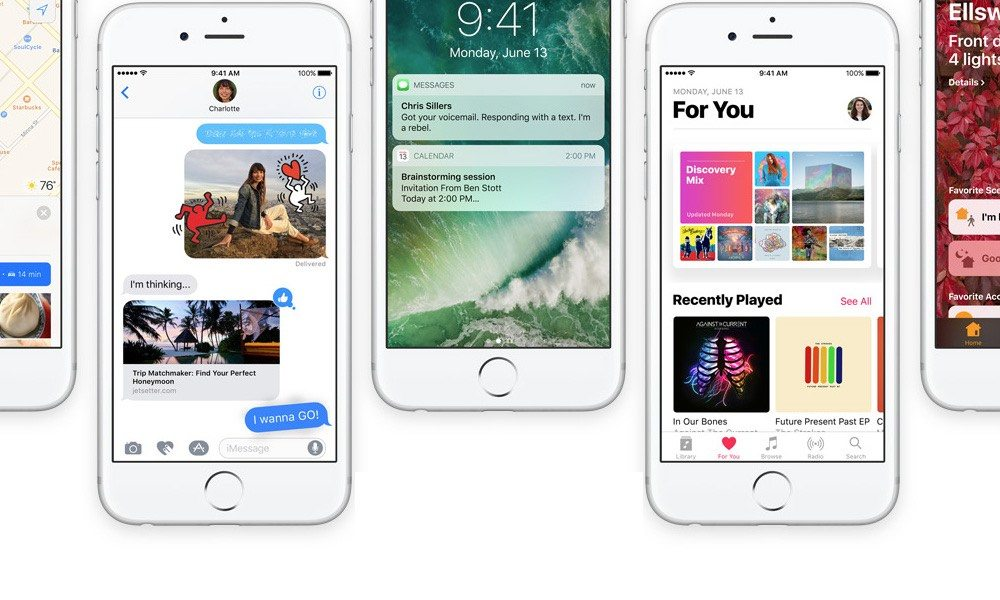 iOS 10 Has Been Revealed and It's Even Better Than We Expected