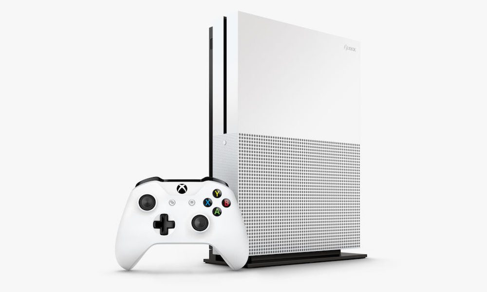 Microsoft Reveals Slimmed-Down and Upgraded Xbox One S