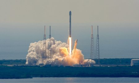 SpaceX Successfully Launches Two Satellites, But Loses Rocket During Recovery