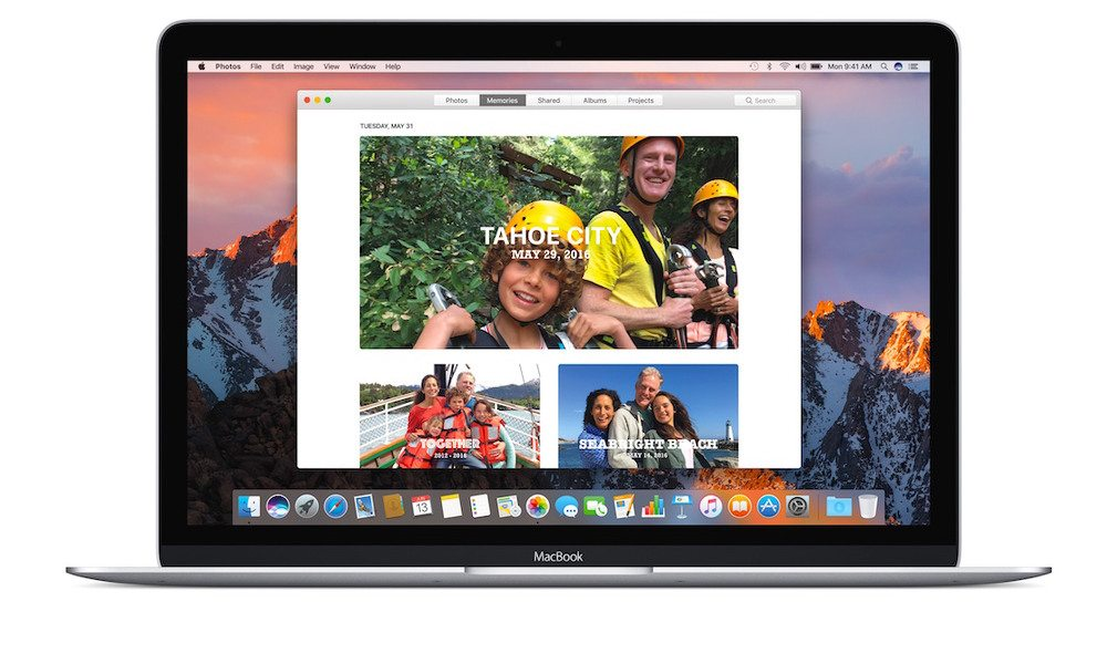 Apple Releases Sixth Beta Builds of macOS Sierra and tvOS 10