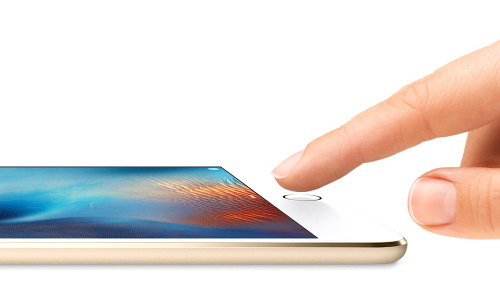 New Apple Patent Would Allow the Touch ID Sensor and Camera to Catch iPhone Thieves Red-Handed