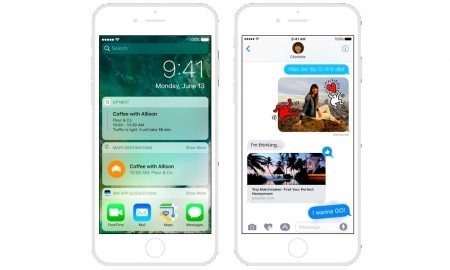 iDrop News Exclusive iOS 10 Preview on iPhone 6s Plus