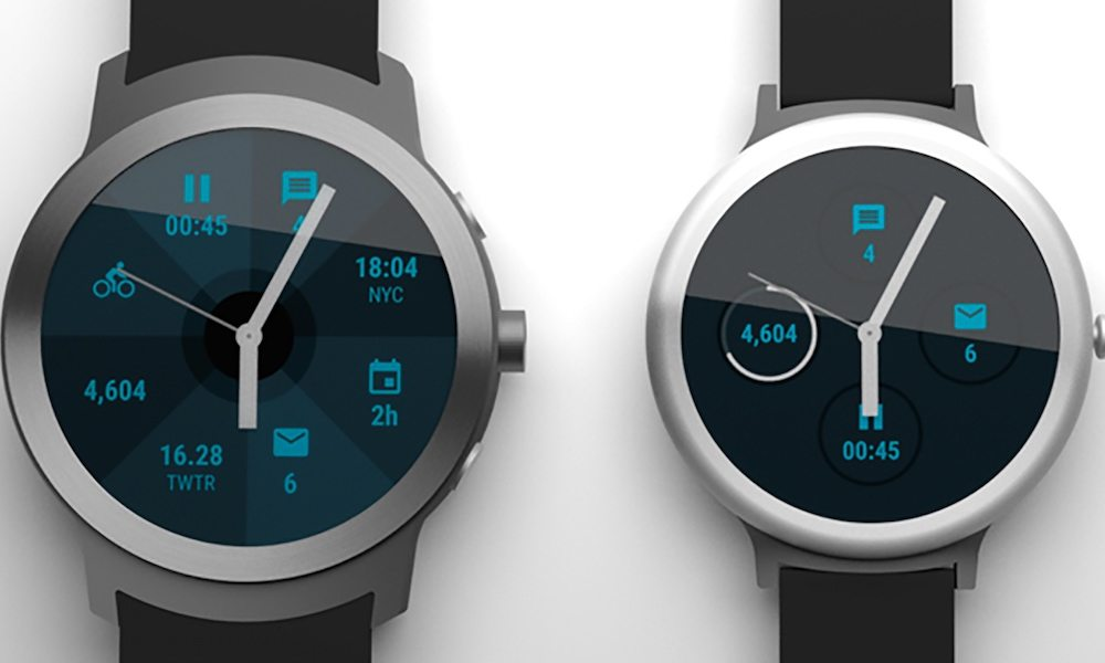 Google's New Android Wear Smartwatches Could Look Like This