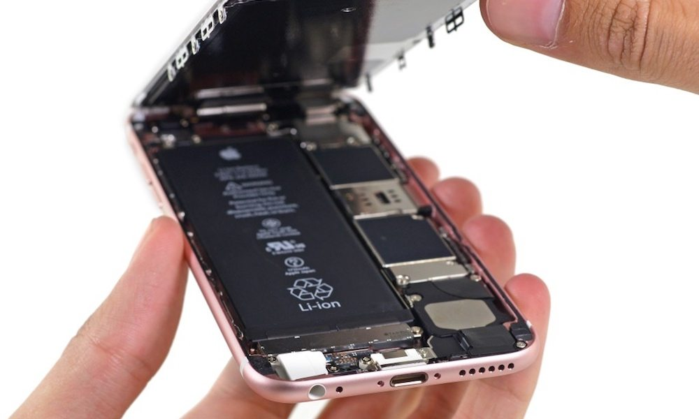 Apple Files New Patent That Could End the Threat of Exploding Batteries