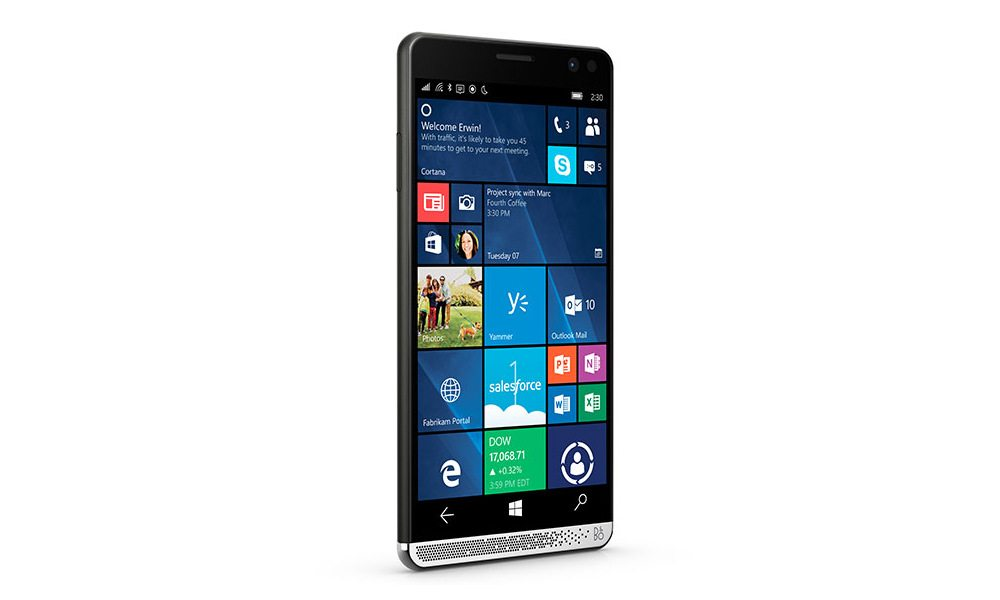 HP Planning to Launch High-End Windows Phone Hybrid Next Month