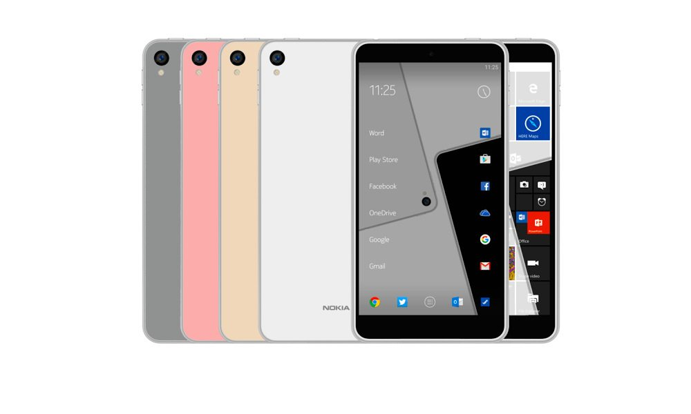 Nokia Branded Android Smartphones to Hit Shelves Soon