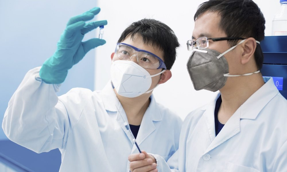 chinese scientists cancer editing gene program cells attack blood tool lung text