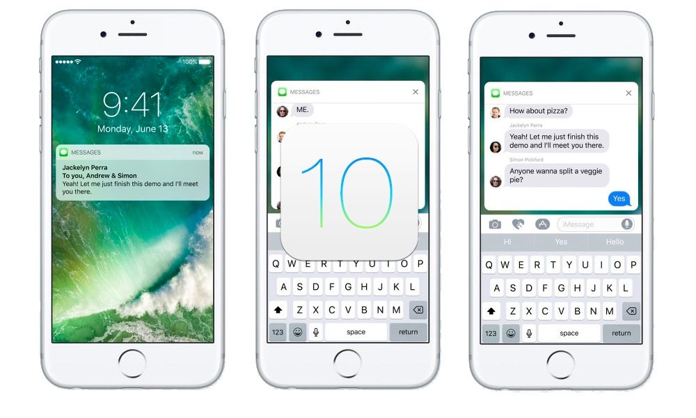 How to Prepare Your iPhone or iPad for iOS 10
