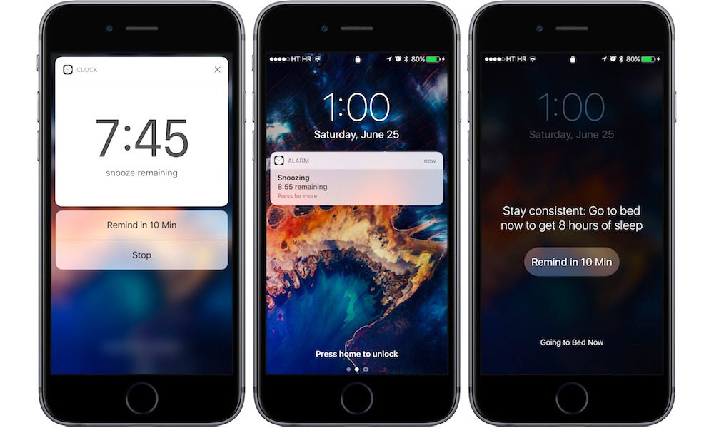 How to Use iOS 10's New 'Bedtime' Feature and Develop Healthier Sleep Patterns