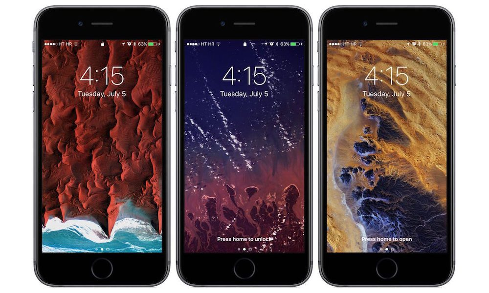 Iphone 6s Stock Wallpaper: How To Create Custom Wallpapers For IPhone 6s, 6s Plus, And SE