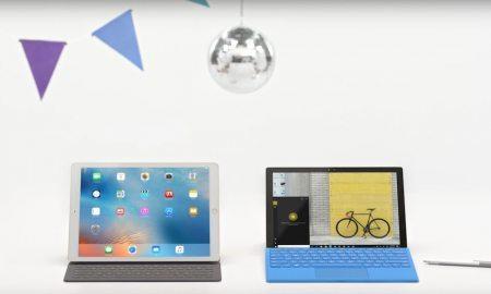 Microsoft Flaunts Surface Pro 4, Says Apple's Smart Keyboard Doesn't Make iPad Pro a 'Real Computer'