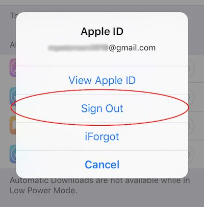 how to delete old devices from icloud