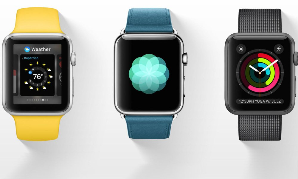 Thinner Chassis and Bigger Battery Among Apple Watch 2's ...