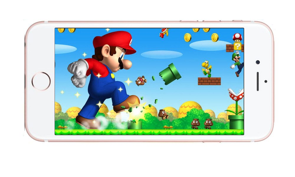 Mario Is Officially Coming to iPhone This Fall in Nintendo's New 'Super Mario Run' Game