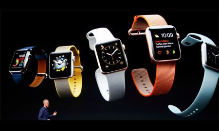 Apple Watch Series 2 Officially Unveiled, Featuring Brighter Display, Dual-Core CPU, GPS, and More