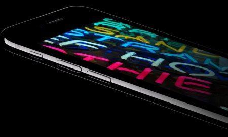 iPhone 7 Black Retina Display