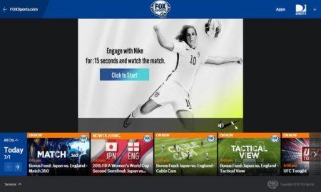 Fox Go App Comes to Apple TV