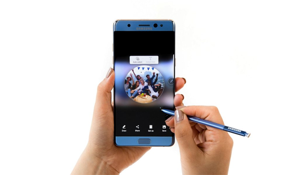 Samsung Mobile's Profit Plummets 95% Following Galaxy Note 7 Disaster