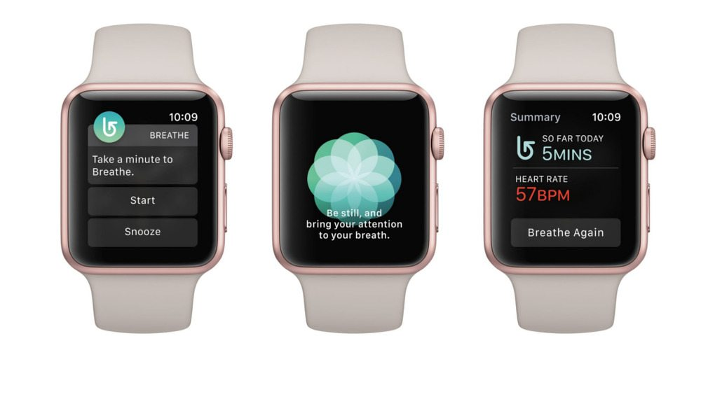 Why the 'Breathe' App for Apple Watch Is Crucial for Adults