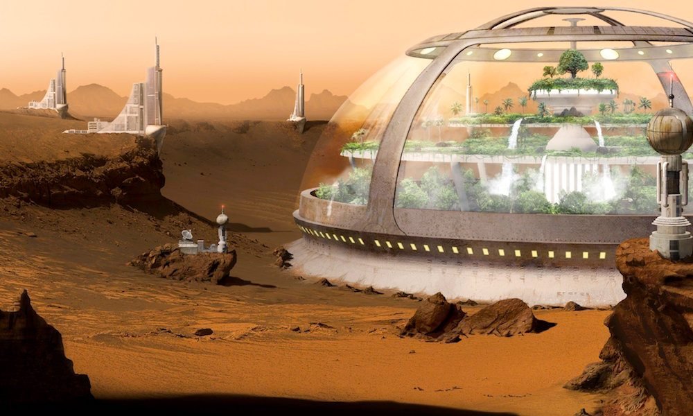 Elon Musk Will Soon Reveal His Extraordinary Plans for Mars Colonization