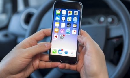 New California Law Aggressively Curbs Smartphone Use While Driving