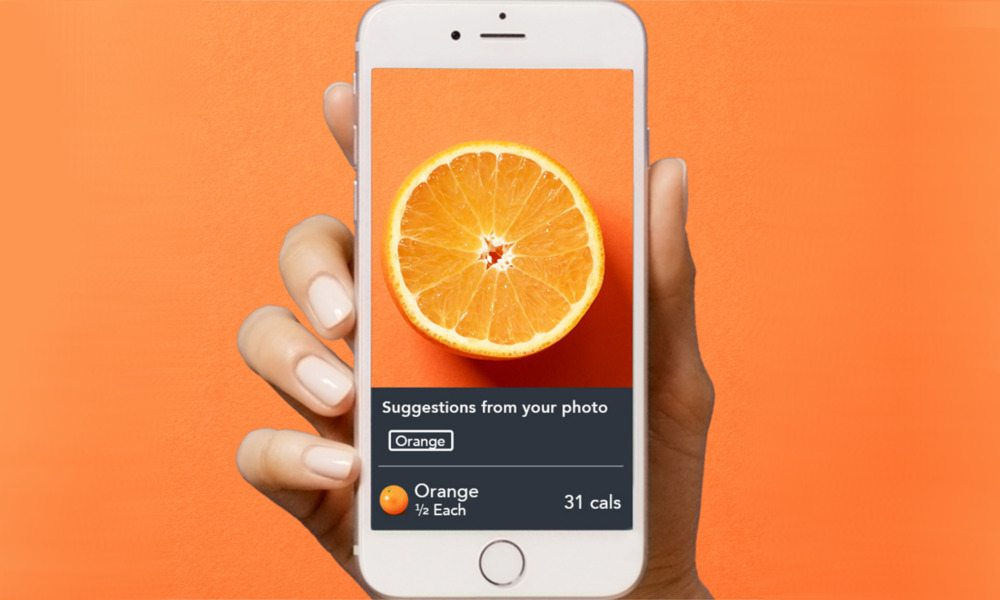 This Freshly Updated App Counts Calories Just By Snapping ...