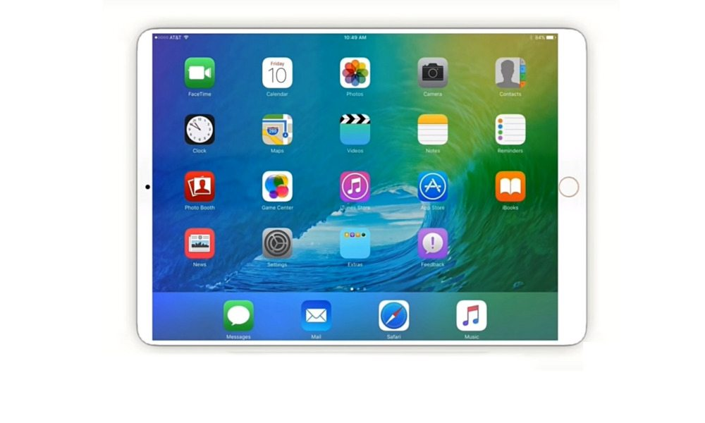 iPad mini Pro with TrueTone Display and 12 MP Camera Coming Soon, Rumors Suggest